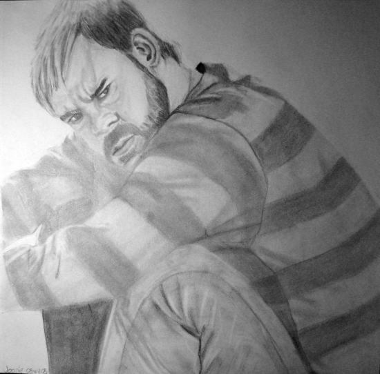 Dominic Monaghan by queen01